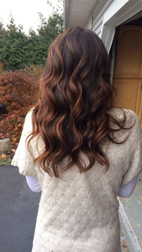 fall highlights for brown hair 50 fall hair color for brown blonde balayage carmel