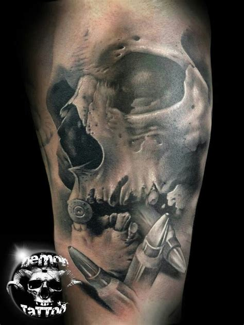 tattoo pictures skulls demons demon tattoo tattoos that i love pinterest demon