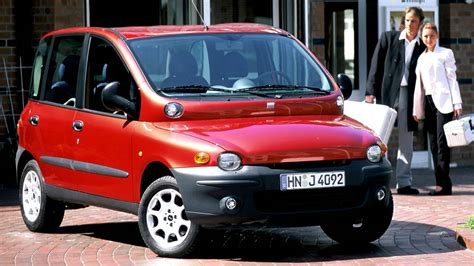 fiat multipla 1998 fiat multipla photos informations articles