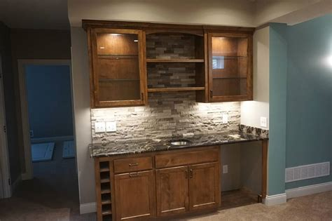 Custom Kitchen Cabinets Designs Wet Bars Cabinet Innovations