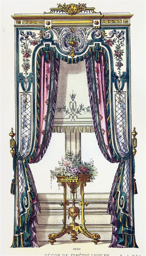french curtain french curtains window treatments pinterest