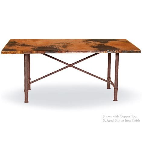 pictured here is the burlington dining table with 44 quot x 72
