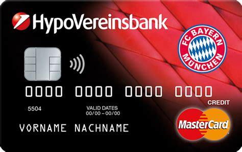 hypovereinsbank mastercard fcb banking hypovereinsbank hvb fcb mastercard