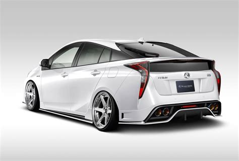 2016 toyota prius exterior rear review 2016 2018 future cars 2016 toyota prius getting hellaflush body kit from kuhl