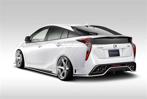 Toyota Prius Kit 2016 Toyota Prius Getting Hellaflush Kit From Kuhl