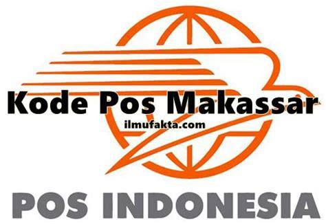 kode pos makassar  wilayah kecamatankelurahan terlengkap