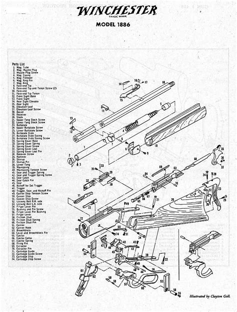 Winchester Sx3 Parts Diagram Downloaddescargar Com