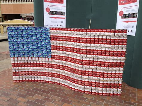 28 simple canstruction ideas error 14 best images