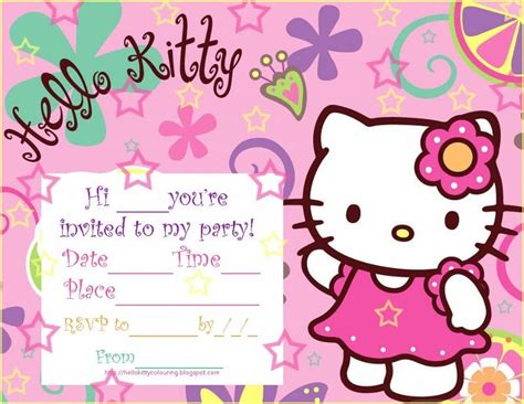 Attractive Easter Egg Hunt Ideas For Church #4: Hello_kitty_party_invitations_blank.jpg