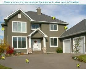 Home Design Exterior Color Schemes by Exterior House Colors Outside Home Color A Few Ideas And