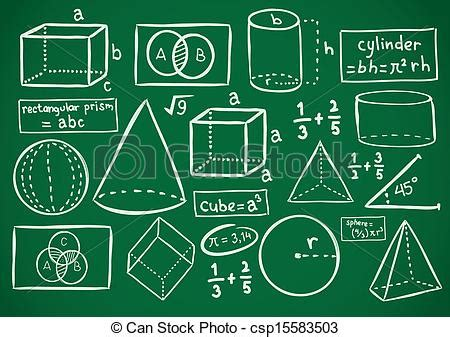 doodle maths student login vector clipart of math doodle math doodle csp15583503
