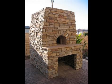 Idea For Kitchen outdoor fireplaces and bbqs 26