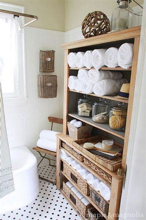 Open Bathroom Storage Ideas Beautiful Open Storage In Bathroom Bathroom Decor Ideas
