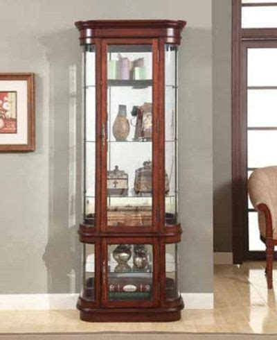 vintage curio cabinets basic types to choose the best
