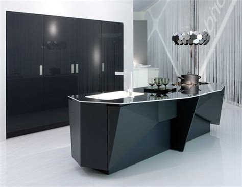 Futuristic Kitchen Design by Florida ? Mesh