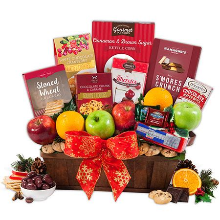 food gift for christmas by gourmetgiftbaskets com