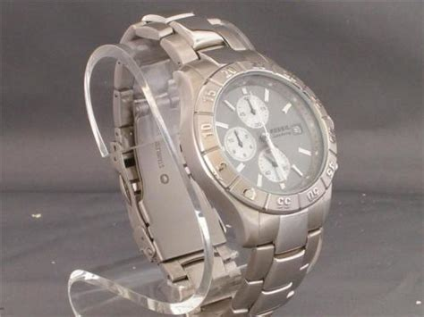 F Ssil Speedy Other Watches Mens Fossil Speedway Ch 2331 Was