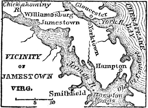 Jamestown Colony Coloring Pages jamestown coloring page