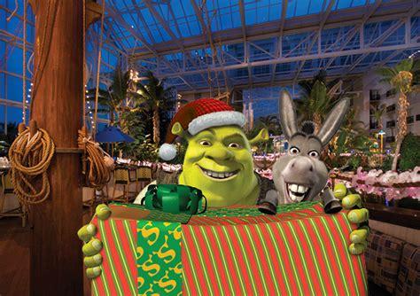 christmas shrek  halls   merry madagascar  gaylord hotels