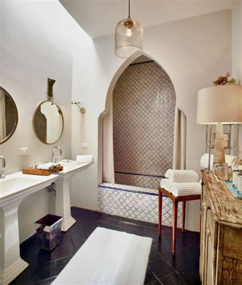 moroccan bathroom ideas moroccan style bathroom in cape cod massachusetts