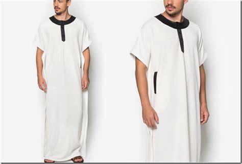 Foto Baju Kurung Kedah tambil bergaya dengan jubah dan kurta dari koleksi raya hatta zalora 2016 kongsi tular