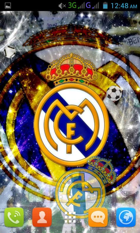 download theme android real madrid real madrid live wallpaper free android live wallpaper
