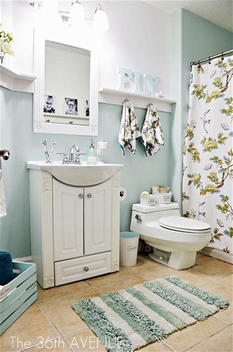 cottage bathroom vanity marvellous basement makeover remodelaholic chic budget bathroom makeover for under 100