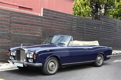 rolls royce corniche for sale a beautiful 1973 rolls royce corniche for sale car and