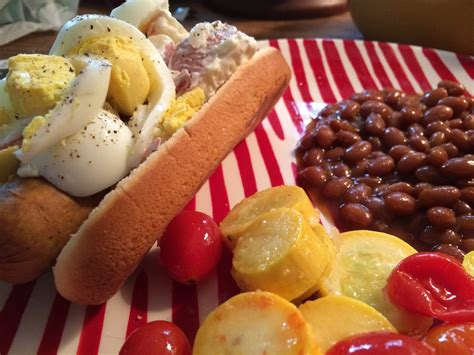 anchorage puppies sunday cookout anchorage veggie dogs with grilled squash and baked beans