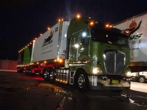 Adelaide Refrigerated Interstate Transport - collins adelaide driver australia