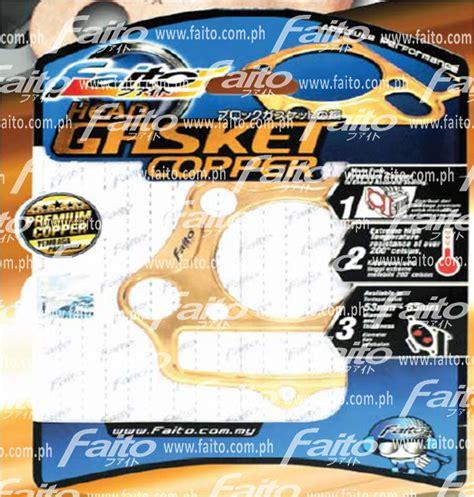Gasket Set Faito 58 5mm Mio faito racing philippines