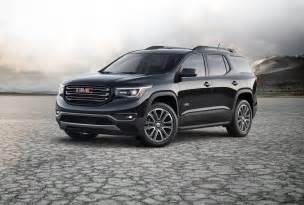 Buick Gmc 2017 Gmc Acadia Revealed Gm Authority