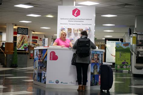Records Belfast Airport Tourist Info Pod Breaks Records Belfast