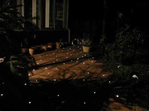 fiber optic garden lights garden lighting with fibre optics lightopia s blog the