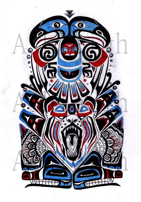 native indian tribal tattoos american tribal sleeve www pixshark