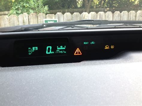 toyota prius warning lights warning lights pictures attached priuschat