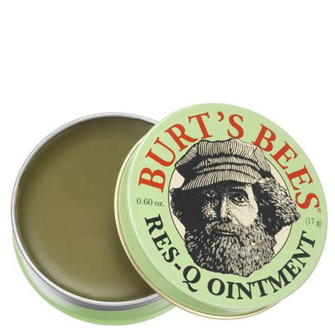 burt s burt s bees res q ointment 15g free shipping lookfantastic