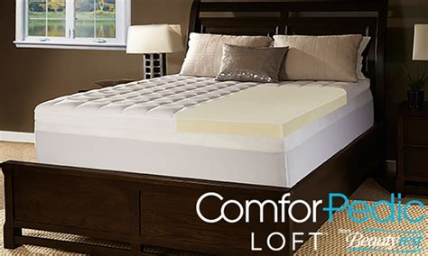 comforpedic loft from beautyrest groupon goods