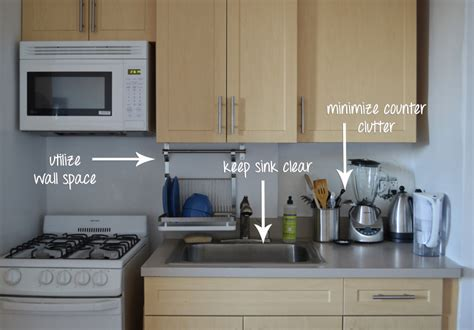 how to arrange a kitchen how to organize a small kitchen the new baguette