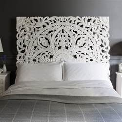 carved wooden headboards 10 awesome bedroom decor ideas with wooden headboards