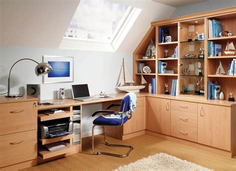 Contemporary Fitted Study Bedrooms From Strachan Bedroom Study Furniture