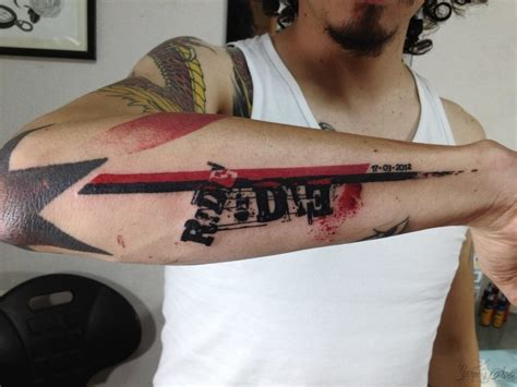 21 ride or die tattoos with rebellious meanings tattoos win