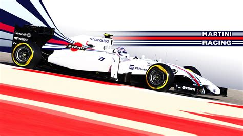 Classic Car Wallpaper 1600 X 900 Resolution Clip by Valtteri Bottas Formula 1 Williams F1 Car Vehicle