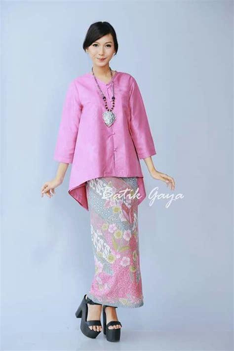 Baju Kebaya New baju kebaya remaja photo gallery foto model kebaya