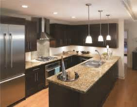u shaped kitchen designs without island the interior