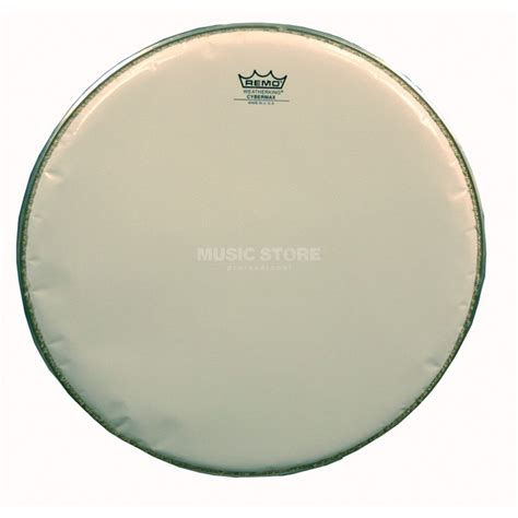 Remo 13 White Max Ks 2613 00 Marching Snare Drum Top Batter remo cybermax 13 quot smooth white marching snare batter