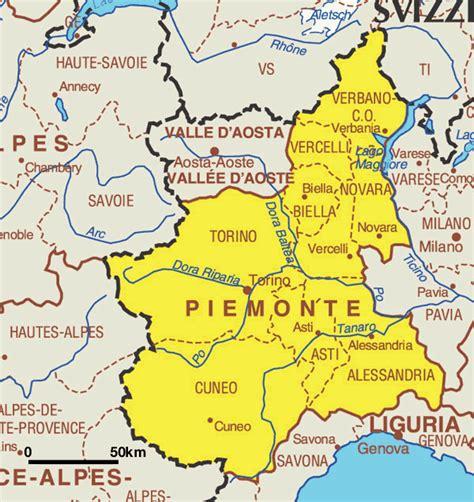 piemonte on line map of piedmont worldofmaps net maps and travel