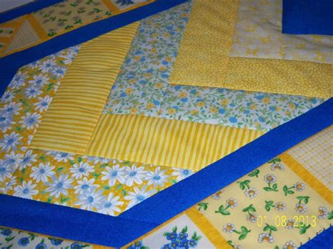 quilt as you go table runner table runners