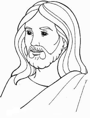 imagenes de jesus para dibujar faciles imagenes de jesus para colorear e imprimir