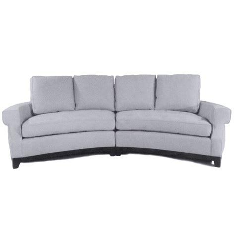 stewart couch stewart furniture 162 stephano curved 2pc sofa
